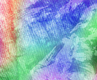 Grunge batic Royalty Free Stock Image