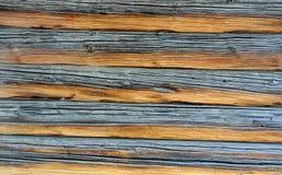 Grunge Bauholzwand Stockfoto