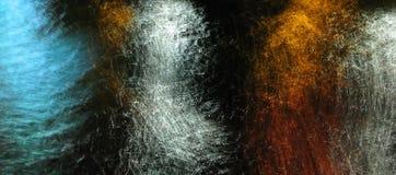 grunge beleuchtet Hintergrund Lizenzfreies Stockbild
