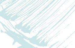 Grunge Beschaffenheit Blaue raue Spur der Bedrängnisses seltsam stock abbildung
