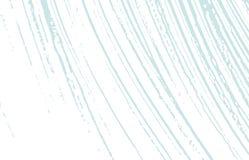 Grunge Beschaffenheit Blaue raue Spur der Bedrängnisses seltsam vektor abbildung