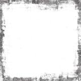 Grunge Beschaffenheit gemaltes Feld-Schablonentestblatt Stockbild