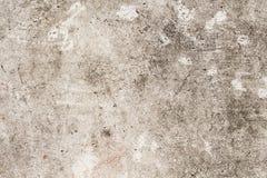 grunge betonowa tekstura Beżowa asfaltowej drogi odgórnego widoku fotografia Zakłopotana i przestarzała tło tekstura Obraz Stock