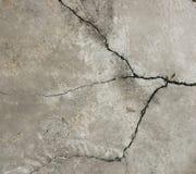 Grunge betonu cementu ściana zdjęcia royalty free