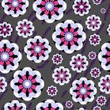 Grunge bezszwowa abstrakcjonistyczna tekstura 517 Zdjęcie Royalty Free