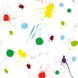 grunge bezszwowy deseniowy Obraz Royalty Free