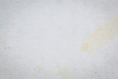 Grunge biały papier Zdjęcia Royalty Free