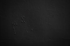 Grunge Black Background Stock Photography