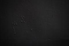 Grunge Black Background Stock Photography