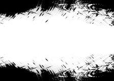 Grunge black design element Royalty Free Stock Images