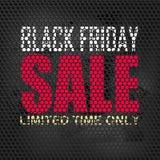 Grunge black grid sale01 Royalty Free Stock Image
