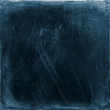 Grunge black scratched background Royalty Free Stock Images