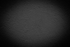 Grunge black wall (urban texture) Stock Image