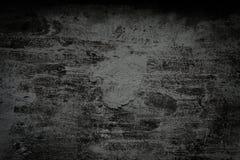 Grunge black wall (urban texture) Royalty Free Stock Photography