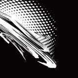 Grunge black and white background, Stock Photo