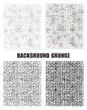 Grunge Black White  image. Background Grunge Black White Vector image Royalty Free Stock Photo
