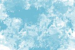 Grunge bleu Photos libres de droits