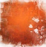 Grunge blom- bakgrund med avstånd för text Arkivfoto