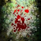 Grunge blood background royalty free stock photos