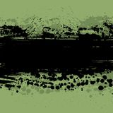 Grunge blots background Stock Images