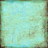 Grunge blue abstract texture background Stock Photo