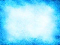 Grunge blue background Royalty Free Stock Image