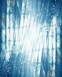 Grunge blue background Royalty Free Stock Photos