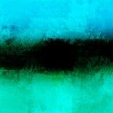 Grunge blue background Stock Photos