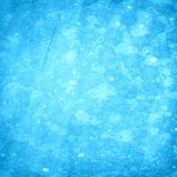 Grunge blue background Stock Images