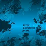 Grunge blue bright background. Royalty Free Stock Image