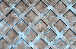 Grunge blue concrete background texture Royalty Free Stock Photos