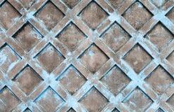 Grunge blue concrete background texture Royalty Free Stock Photos