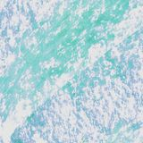 Grunge blue and green elements texture royalty free illustration