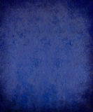 Grunge blue painted background Royalty Free Stock Images