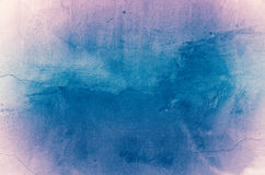 Grunge blue texture Royalty Free Stock Photography
