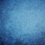 Grunge blue texture or background with Dirty or aging. Stock Image