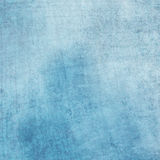 Grunge blue texture or background with Dirty or aging. Stock Images