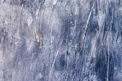 Grunge blue texture Stock Photography