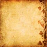 Grunge Blumenhintergrund Lizenzfreie Stockfotografie