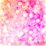 Grunge blur bokeh background Stock Photography