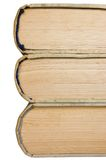 Grunge Book Cloesup Background Royalty Free Stock Image