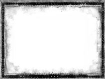 Grunge border Stock Image