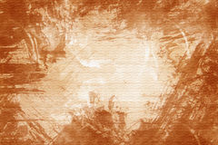 Grunge border. Sepia tones, useful for backgrounds stock photography