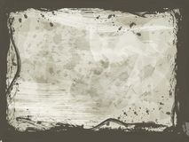 Grunge border. Fully editable vector format available Royalty Free Illustration
