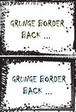 Grunge Border Royalty Free Stock Image