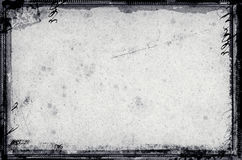 Grunge border. Computer designed highly detailed grunge border with space for your text or image. Great grunge layer for your projects Stock Photos