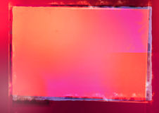 Grunge Border. Abstract background, grungy and painting border Royalty Free Stock Photo