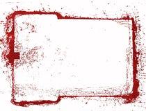 Grunge border stock photo
