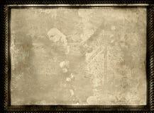 Grunge border and aged  background Stock Photos