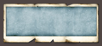 Grunge border for background Royalty Free Stock Photography